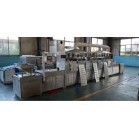 Microwave drying of honeycomb foam ceramic filter plate Manufactures