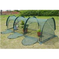 Modern Portable Garden Shade Netting , Pop Up Fruit Cage Grow Tunnel Customized Each in an oxford 12 KGS Manufactures