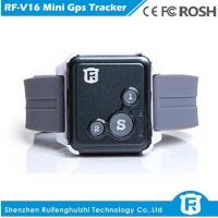 Cheap mini wearable kids personal gps tracker chips bracelet for kids Manufactures