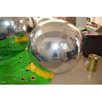 Charming Inflatable Mirror Balloons Ornaments For Advertising Outdoor Manufactures