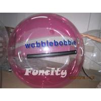 PVC or TPU Transparent Huge Human Sphere Inflatable Walk On Water Ball Manufactures