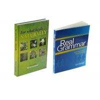 Commercial A4 Landscape Book Printing , PDF Book Printing And Binding Services Manufactures