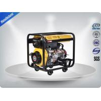 Quality 4.5kva Small Portable Diesel Generator Portable Silent Generator For Hotel for sale