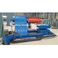 Quality 5 Ton Sheet Metal Hydraulic Decoiler With Coil Car Uncoiler Machine Manual for sale