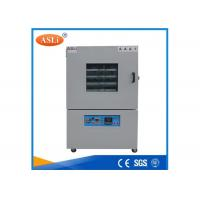 Micro PID Control High Temperature Vacuum Oven For Heating Treatment Of Metal Materials Manufactures