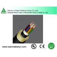 All-Dielectric Self-Support 48 Core Single Mode Fiber Optic Cable ADSS Manufactures