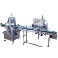 Quality Liquid Filling And Capping Machine Automatic filling and capping machine for sale