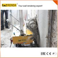 110 KGS Lightweight Plaster Spraying Machine Decorative Rendering Tools Manufactures