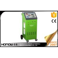 Semi Automatic Refrigerant Recovery Recycle Evacuation And Recharge Machine For Car Manufactures