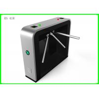 Quality Subway Auto Tripod Turnstile Gate Controlled Access Bidirectional Control for sale