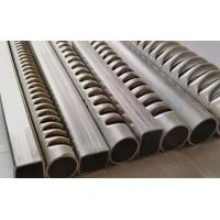 Seamless Collector 3003 Aluminum Tubing  Automobile Heat Exchanger Support Manufactures