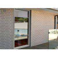 Aluminium Alloy Vertical Sliding Windows With Single / Double Glazing Manufactures