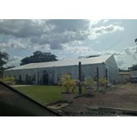 Aluminum Frame Luxury Wedding Marquee / Commercial Event Tents Manufactures