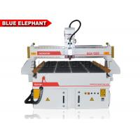 PVC / Alucobond / MDF Cutting Machine , Programmable Wood Carving Machine Stepper System Manufactures