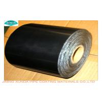 Yellow Color High Tack Polyethylene Anti Corrosion Tape For Carbon Pipes Manufactures