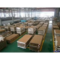 Cold Rolled 304 2B Stainless Steel Sheets 4X8 , Thick Stainless Steel Plate Manufactures