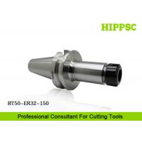 BT50 ER Collet Tool Holder With Clamp Nuts And 32 Diameter ER Collets For CNC Machining Manufactures