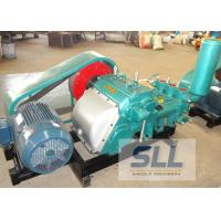 Wear Resistant Hydraulic Mud Pump Industrial Sludge Pump Small Volume Manufactures