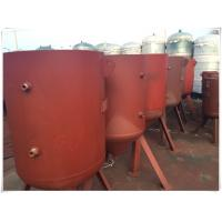 Abrasive Sand / Water Blasting Machine Pot , Small Commercial Sandblasting Equipment Manufactures