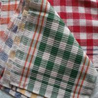 6 Colors Jacquard Cotton Tea Towels 42 * 64cm 300 - 500 GSM For Dish Cloth Manufactures