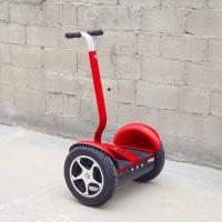 Red Two Wheel Self Balancing Smart Electric Scooter With GPS Tracking System Manufactures