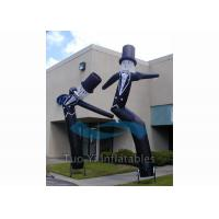 Vivid Design Inflatable Air Dancer , Air Sky Dancer for Event Promotion Manufactures