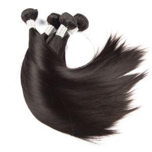 Hotsale Brazillian Virgin Hair, Wholesale Straight Remy Brazilian Hair Weace Manufactures