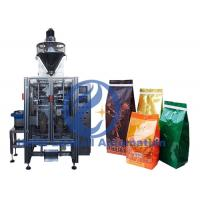 Stand Up Bag Automatic Coffee Powder Packing Machine Manufactures