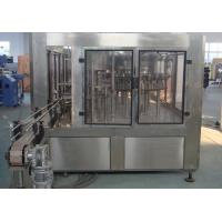 Rotary Carbonated Drink Filling Machine Filling Production Line 5000 BPH Manufactures