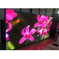 China Vivid Image P10 Indoor Led Display , Multi Functional Led Hd Screen SMD3528 on sale