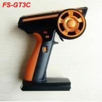 China Flysky FS-GT3C 2.4G 3CH Gun RC System LED Screen Transmitter with Receiver For RC Car Truck Boat on sale