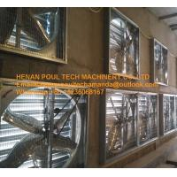 Livestock & Poultry Farming Hot Galvanized Fan & Ventilation Fan Used in Chicken House with High Quality Manufactures