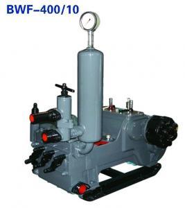 BWF-400/10 Mud Pump Manufactures