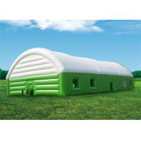 PVC Tarpaulin Inflatable Event Tent , PVC Tarpaulin Camping Tent  , Outdoor sleeping house Manufactures