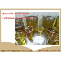 Yellow Liquid Injectable Anabolic Steroids Equipoise 300mg Cooked Steroid Oil For Muscle Manufactures