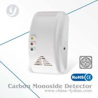 Quality Independent AC Powered CO Alarm Detector Relay Output To Drive Exhaust Fan for sale