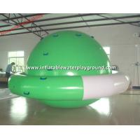 Kids Inflatable Saturn Rocker For Water Playground / Inflatable Saturn Water Toys Manufactures