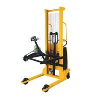 Semi-electric oil drum lift Manufactures