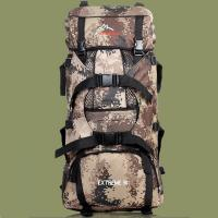 Male  Military Camping Outdoor Travel Backpack  70L Large Capacity Manufactures