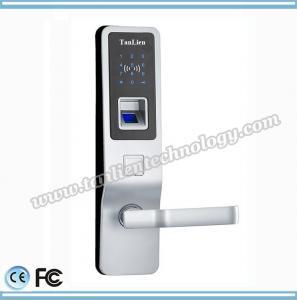 [TanLien] Password door digital lock fingerprint with key card Manufactures