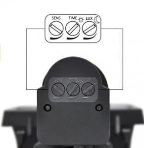 Quality Easy Install Motion Sensor Solar Spot Lights , 100 LED Solar Motion Light for sale