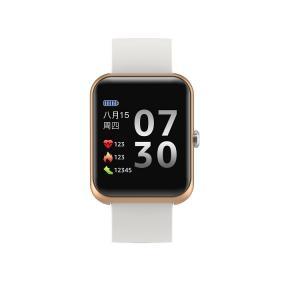 UN38.3 170mAh Waterproof Pedometer Smartwatch Sleep Tracker Manufactures