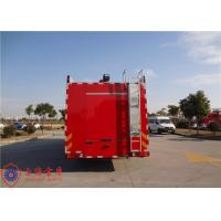 Max Speed 85KM/H Fire Fighting Truck With Pressure 1.0MPa Fire Pump Manufactures
