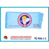 Skincare Dry Disposable Wipes , Spunlace Nonwoven Wipes 110PCS Wet Use Manufactures
