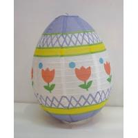 "8"" Printed Paper Lanterns For Easter Day Decoration with different designs available Manufactures"