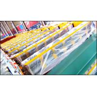 840/900 coloured metal roofing sheets double layer roll forming machine
