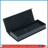 High Quality Matte Black Color Print Paper Gift Chipboard Box for Pen Manufactures