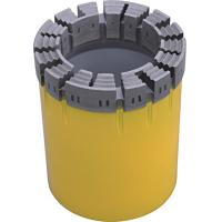 Auxiliary Water Way Concrete Core Bits Granite Marble Core Diamond Drill Bit Manufactures