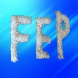 High Temperature Resistance Fep Resin / Fluoropolymer Resin Flame Retardant Manufactures