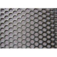 China Standard  mirror finish perforated stainless steel sheet strainers  for USA, EU, Africa market on sale